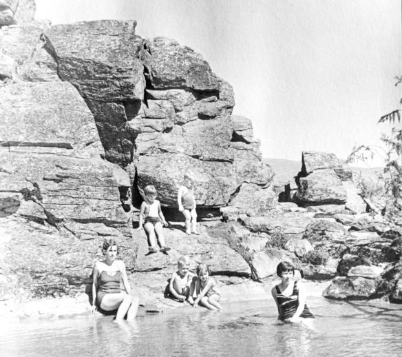 Sylvan Pool - 1936